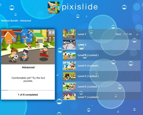 pixislide Screenshot 3